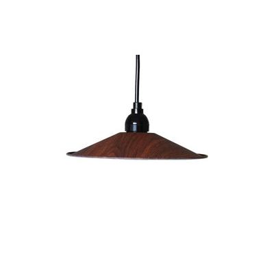 LEDペンダントライト ウッドSサイズ(電球なし) P-220BR-C