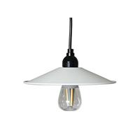 LEDペンダントライト マットホワイトSサイズ(電球あり) P-220WH