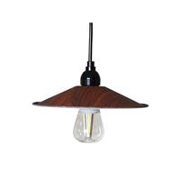 LEDペンダントライト ウッドSサイズ(電球あり) P-220BR